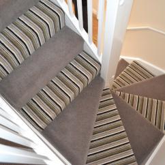 Artwork Stripe Carpet 02
